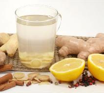 Herbata z imbirem: przepisy na herbatkę imbirową