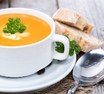 Zupa dyniowo-pomarańczowa: idealna na przyjęcie i nie tylko!