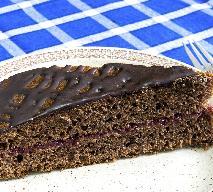 Piernik w czekoladzie na karnawał [SPRAWDZONY PRZEPIS]
