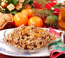 Potrawy z makiem na Wigilię - przepisy na makowe smakołyki