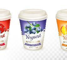Co znajduje się w jogurcie owocowym?