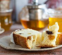 Pulchne ciasto drożdżowe z mlekiem w proszku - prosty przepis na drożdżowe z kruszonką
