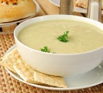 Domowa zupa z selera i ziemniaków: przepis