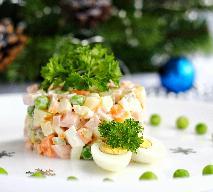 Sałatka na Wigilię i święta - jaką wybrać?  Top 10 sałatek świątecznych