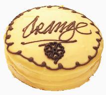 Tort pomarańczowy z białą czekoladą [SPRAWDZONY PRZEPIS]