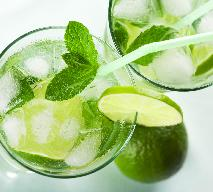 Bezalkoholowy drink Mojito virgin