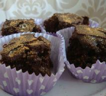 Brownie bez glutenu i bez mleka - bożonarodzeniowy deser dla alergików