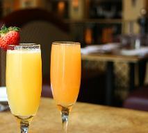 Mimosa (mimoza) koktajl - przepis na wiosennego drinka