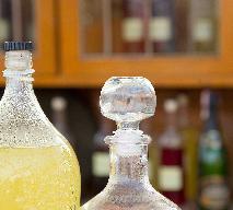 Nalewka farmaceutów z cytryną i mlekiem