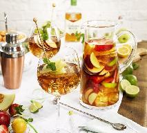 Sangria Blanca z whisky
