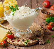Sos beszamelowy bez laktozy - jak zrobić?