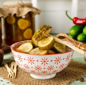 Ogórki z miodem i chilli - jak zrobić?
