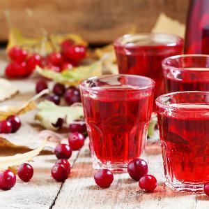 Żurawina: wytrawny sok żurawinowy na zimę [przepis]