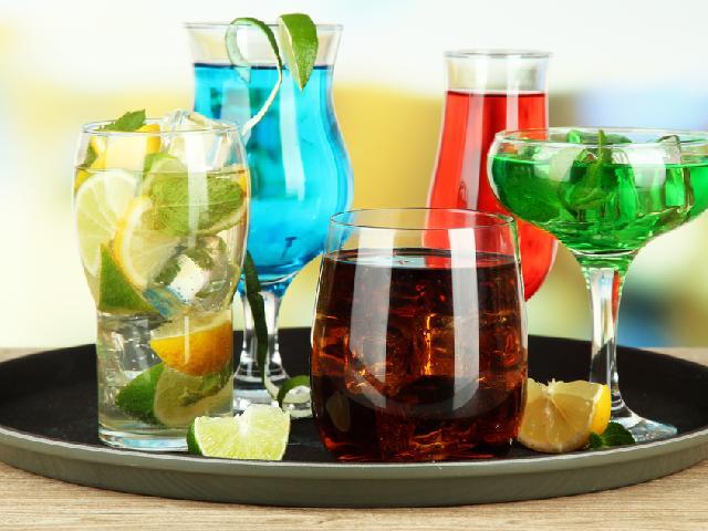 Koktajle alkoholowe