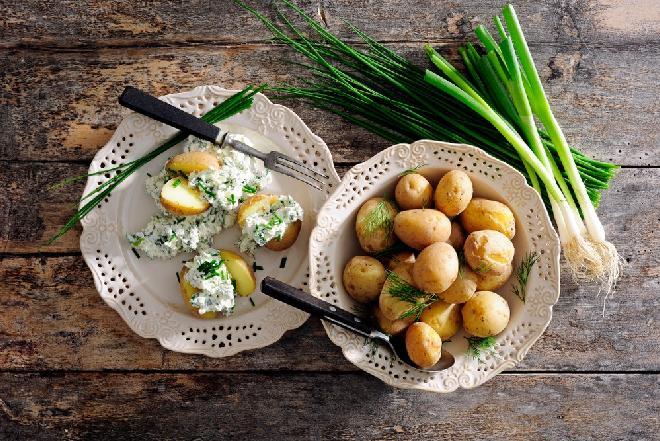 Pyry z gzikiem według Magdy Gessler: przepis na tradycyjne danie z Poznania