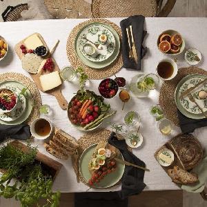 Wybrane przez Restaurant Week – nowa wiosenna kolekcja H&M Home już w sprzedaży!