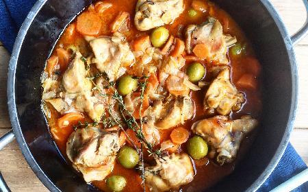 Jak zrobić idealną potrawkę z królika - rady Agaty Wojdy