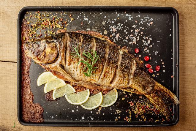 Karp wigilijny - smażony, pieczony, gotowany, marynowany