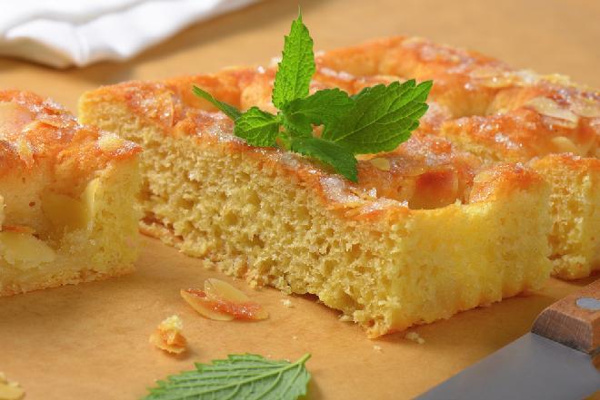 Ciasto z kaszy manny z serem mascarpone - puszyste i wilgotne