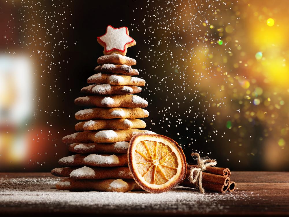 Piernikowa choinka wyczaruje świąteczną atomosferę